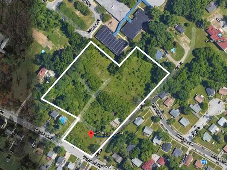 Parcels in High Acres Baltimore, MD 21207