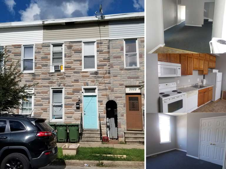 3524 6th St. Baltimore, MD 21225