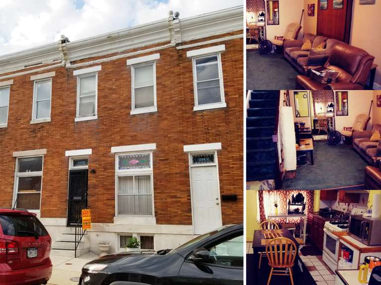 2141 Penrose Ave. Baltimore, MD 21223