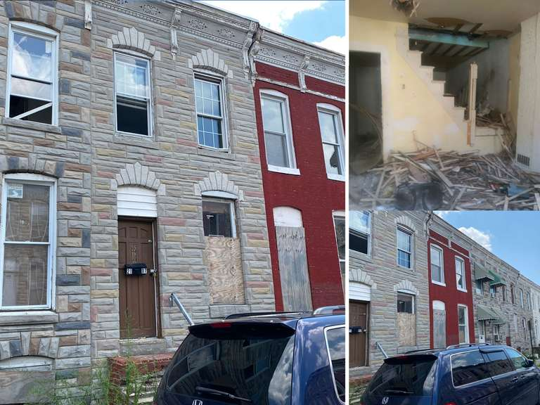 2107 Wilhelm St. Baltimore, MD 21223