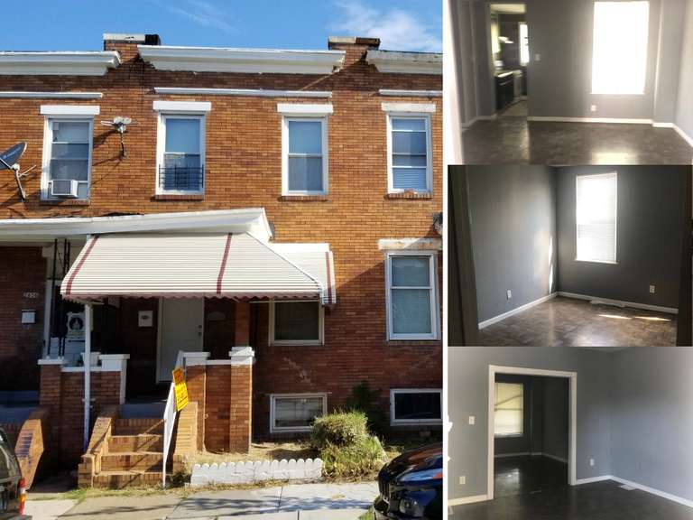 2608 E Chase St. Baltimore, MD 21213