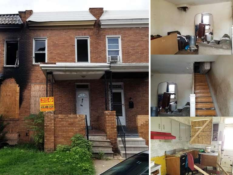 478 S Bentalou St, Baltimore, MD, 21223, USA