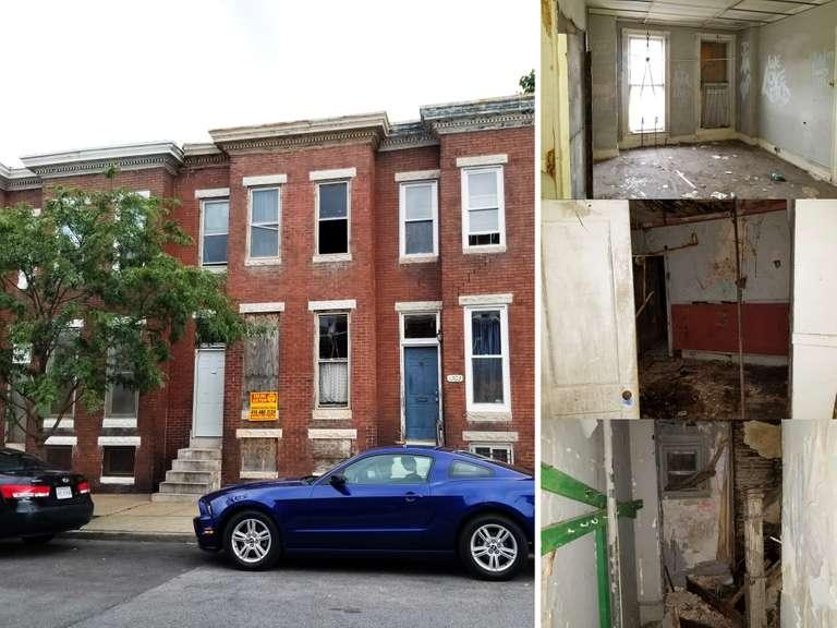 1705 N Calhoun St. Baltimore, MD 21217