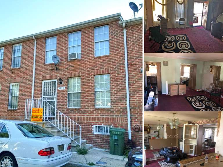 1309 N Woodyear St. Baltimore, MD 21217