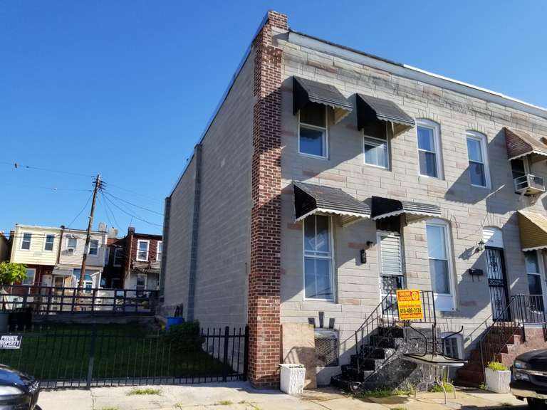 1736 Llewelyn Ave. Baltimore, MD 21213