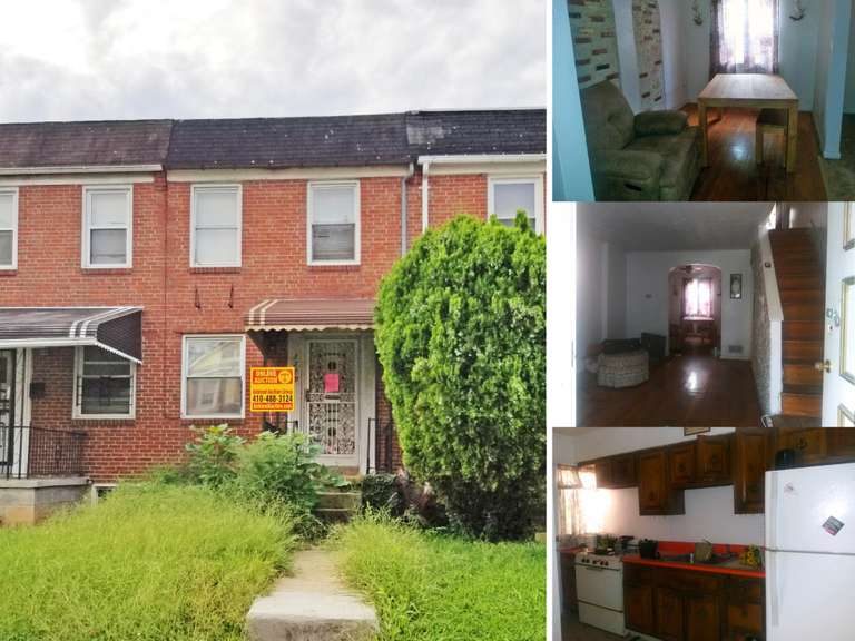3229 Ingleside Ave. Baltimore, MD 21215