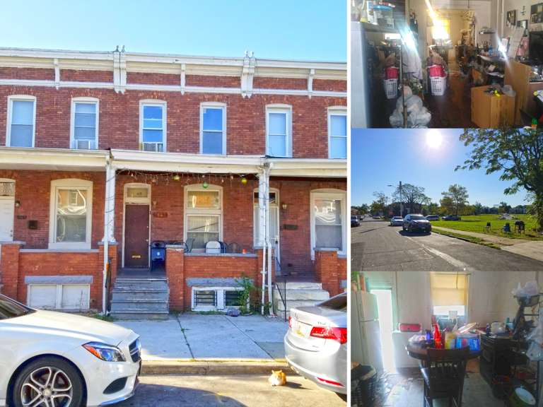 1603 E 28th St. Baltimore, MD 21218