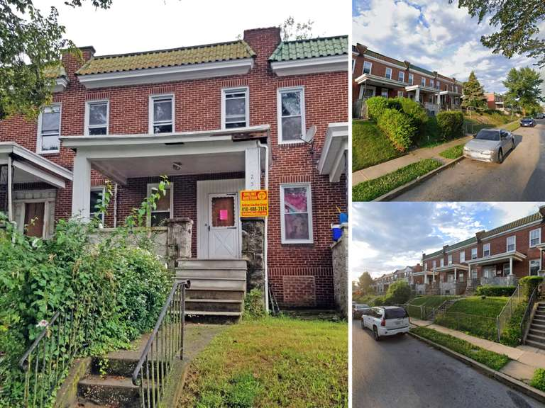 2532 Park Heights Terr. Baltimore, MD 21215