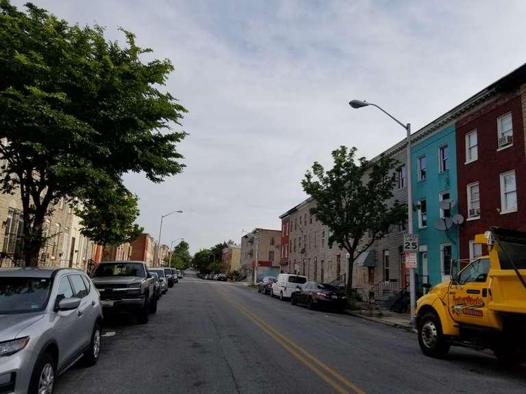 326 S Gilmor St. Baltimore, MD 21223