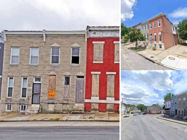2507 W Baltimore St. Baltimore, MD 21223