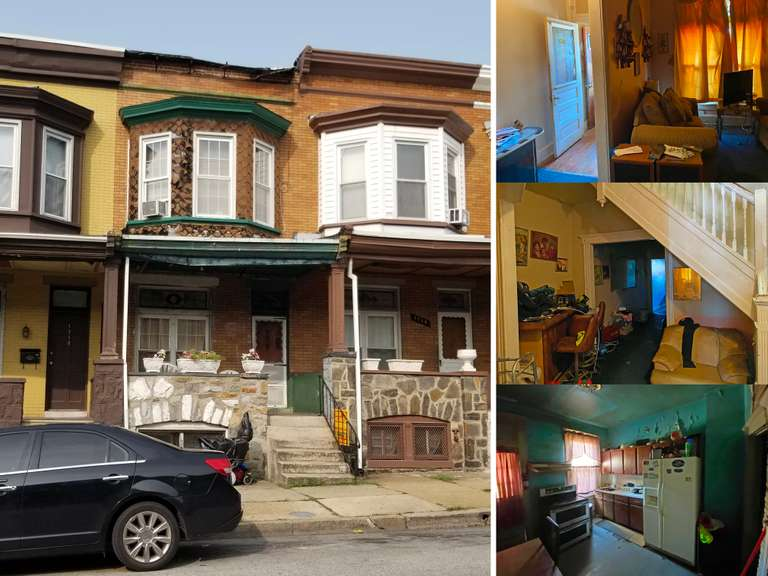 1712 N Bentalou St. Baltimore, MD 21216