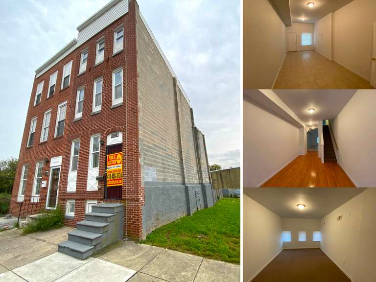 1018 N Arlington Ave. Baltimore, MD 21217