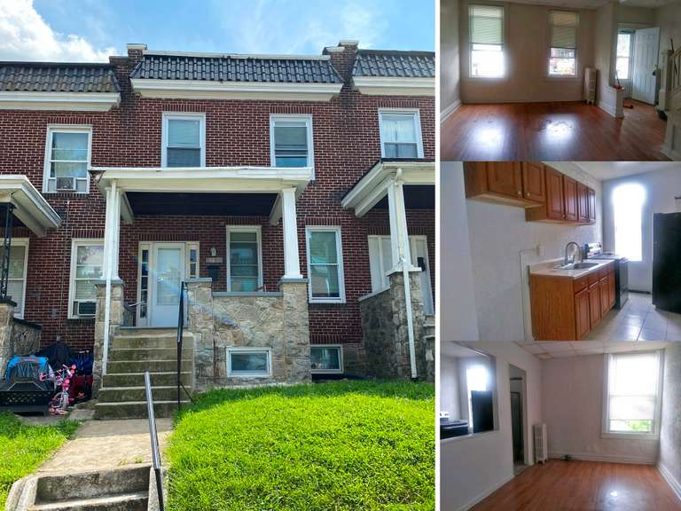517 Chateau Ave. Baltimore, MD 21212
