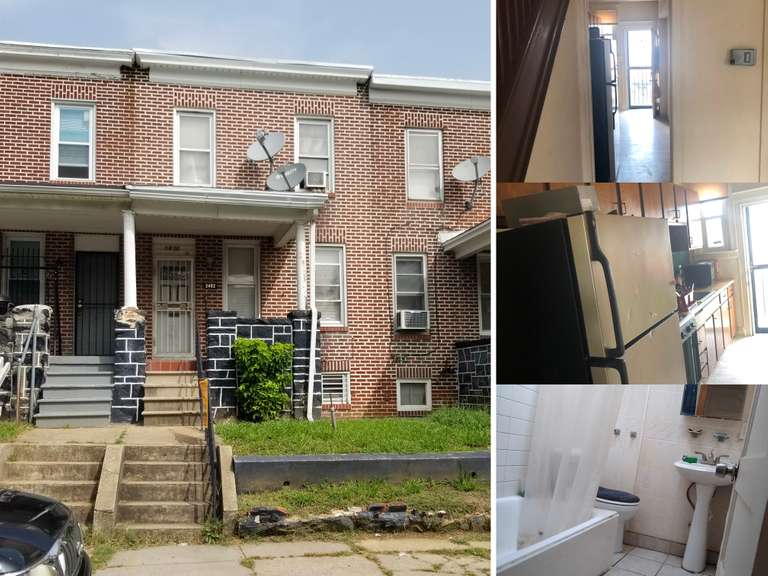 3402 Ravenwood Ave. Baltimore, MD 21213
