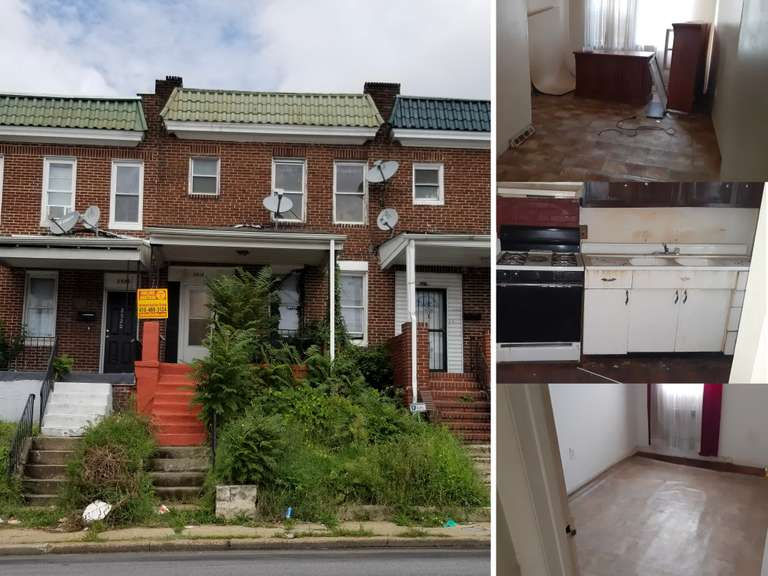 2518 W Franklin St. Baltimore, MD 21223