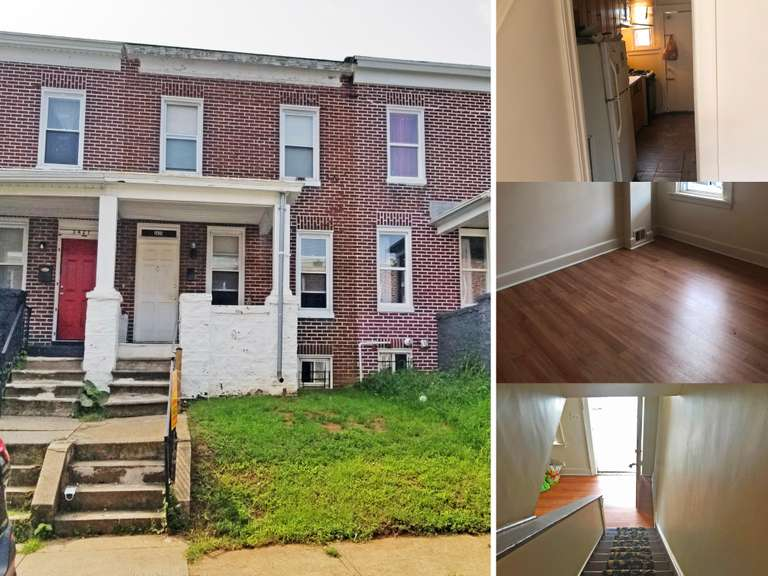 3425 Ravenwood Ave. Baltimore, MD 21213
