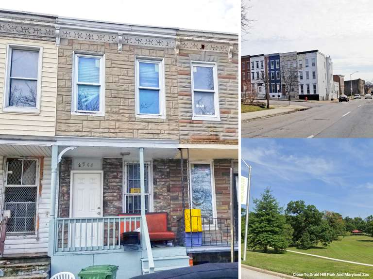 2544 Druid Hill Ave. Baltimore, MD 21217