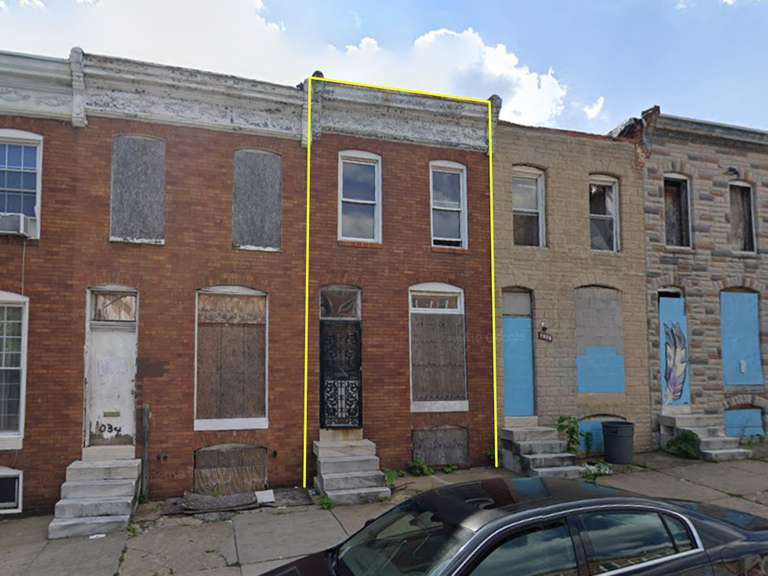 1036 N Milton Ave. Baltimore, MD 21205