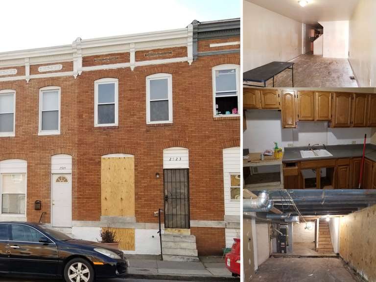 2523 E Madison St. Baltimore, MD 21205