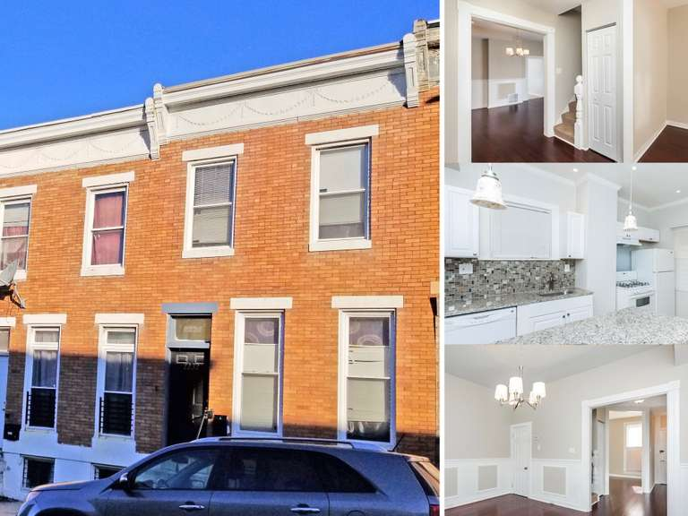 2232 W Baltimore St. Baltimore, MD 21223