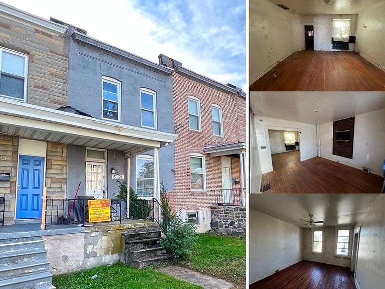 5121 Benton Heights Ave. Baltimore, MD 21206