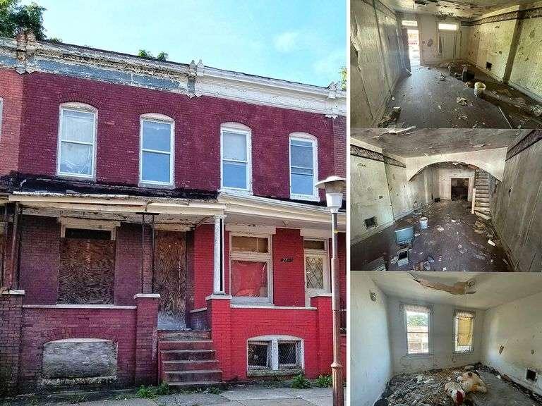 2747 W Fairmount Ave. Baltimore, MD 21223