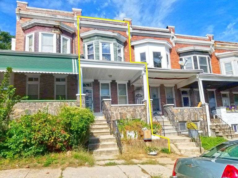 2722 Riggs Ave. Baltimore, MD 21216