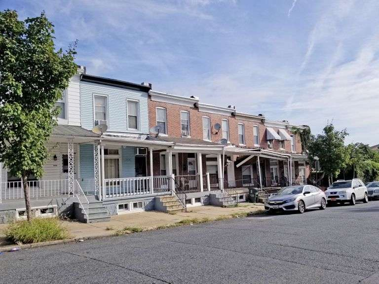 2022 Clifton Ave. Baltimore, MD 21217