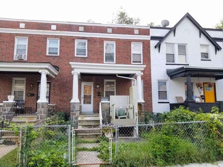 3017 Spaulding Ave. Baltimore, MD 21215