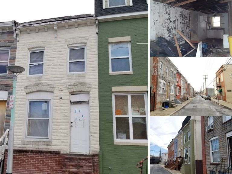 1119 Ward St. Baltimore, MD 21230