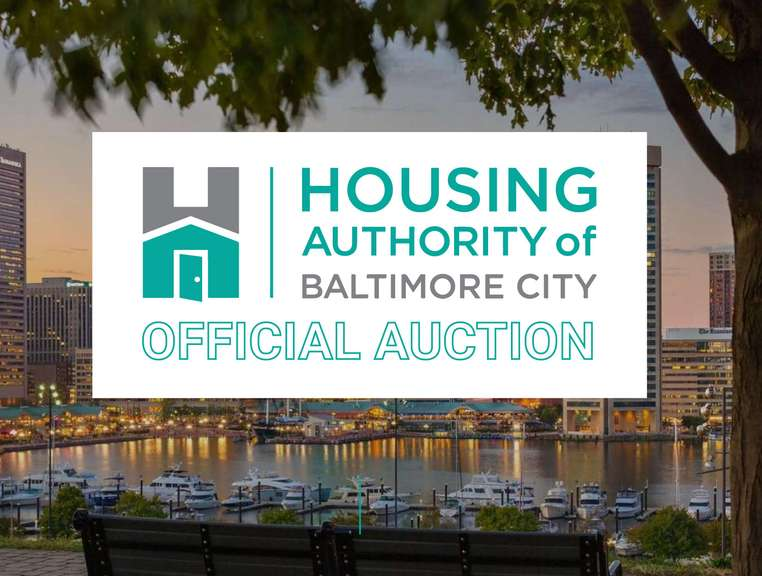 Housing Authority of Baltimore City - Official Auction #3