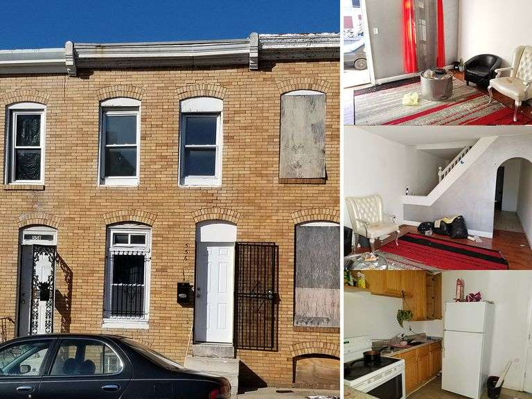 556 S Bentalou St. Baltimore, MD 21223