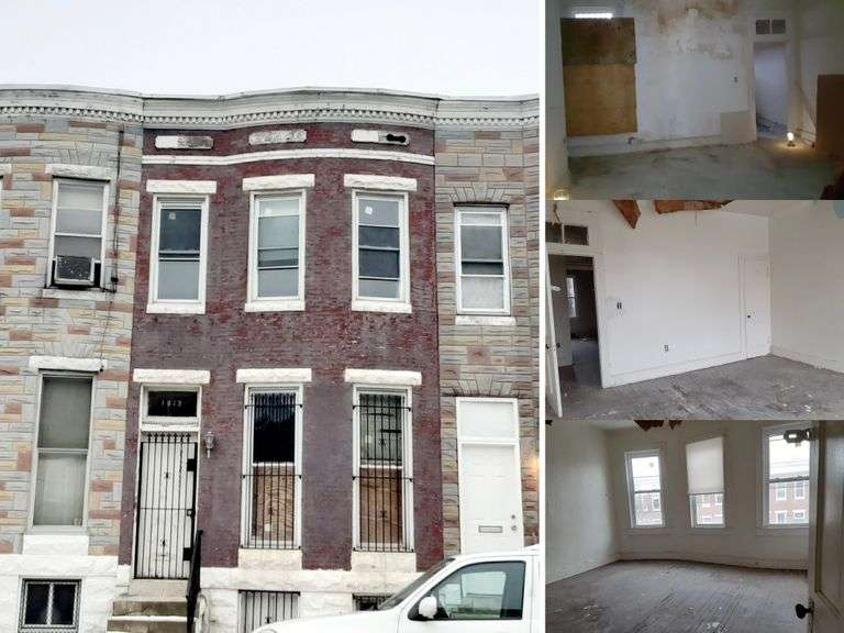 1813 Mosher St. Baltimore, MD 21217