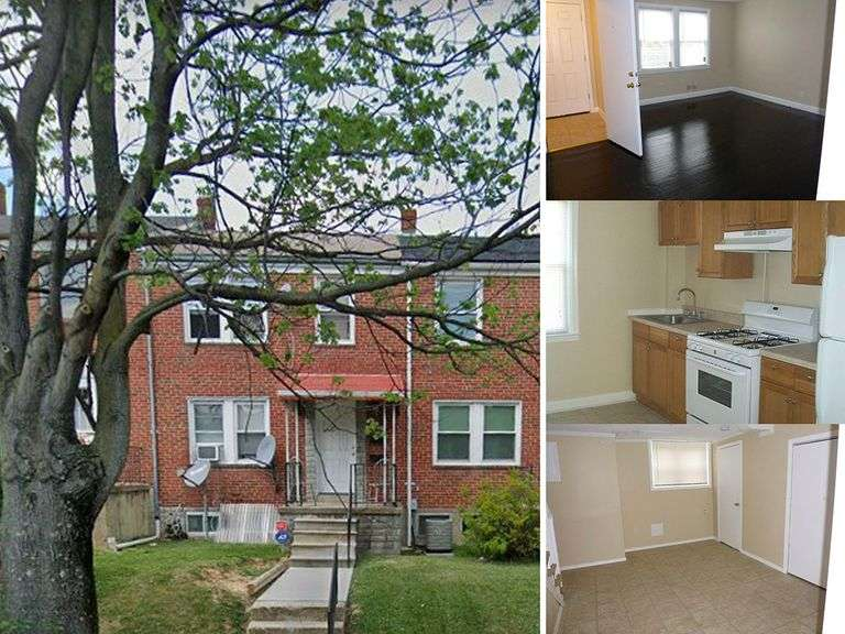 3612 Bonview Ave. Baltimore, MD 21213