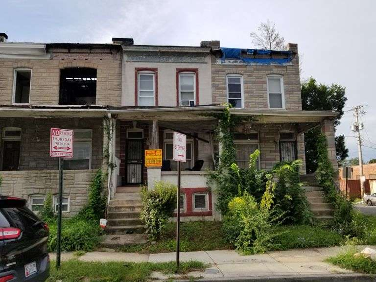 2419 Baker St. Baltimore, MD 21216