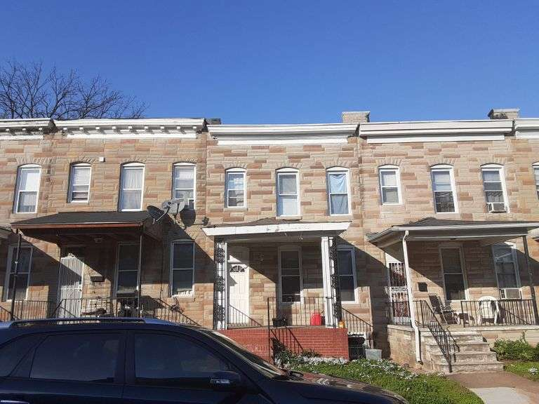 4026 Belwood Ave. Baltimore, MD 21206