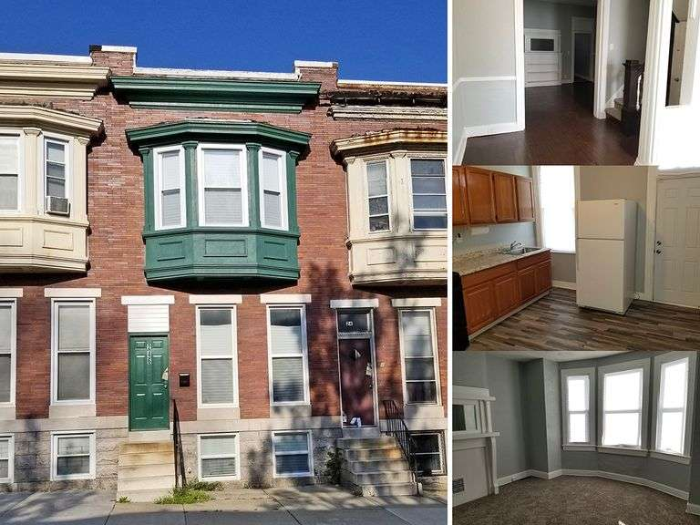 246 N Payson St. Baltimore, MD 21223
