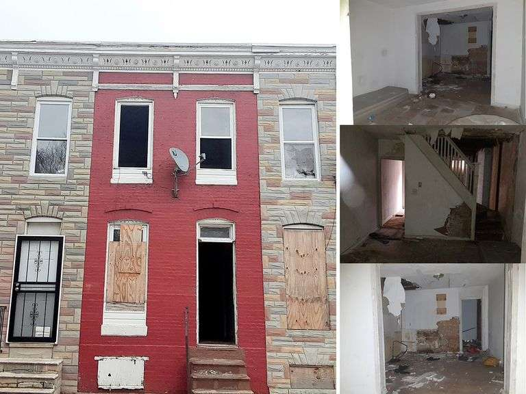 321 Furrow St. Baltimore, MD 21223