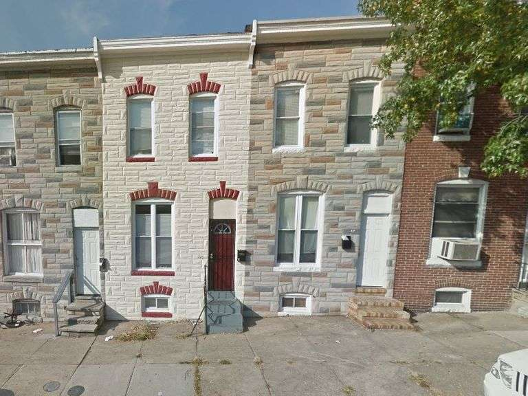 216 S Smallwood St. Baltimore, MD 21223