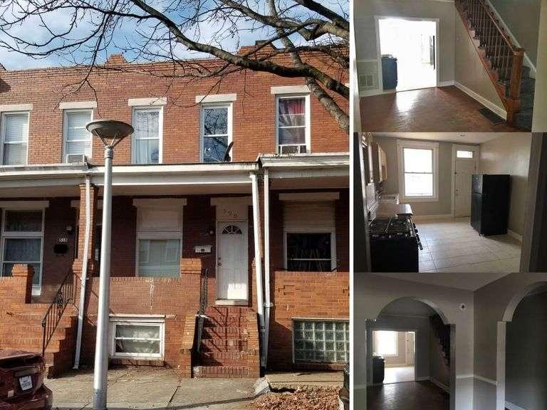 520 N Decker Ave. Baltimore, MD 21205