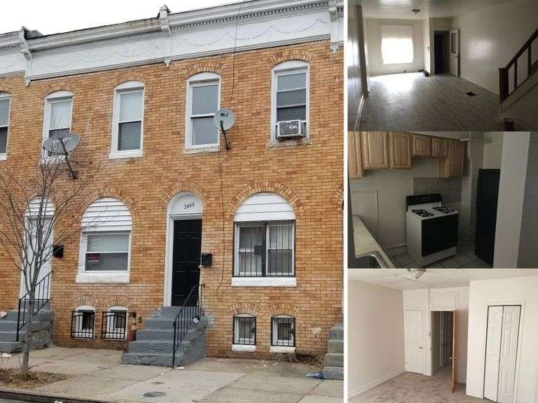 2449 Druid Hill Ave. Baltimore, MD 21217