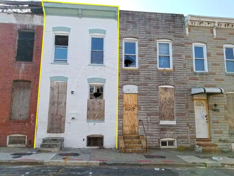 2215 Christian St. Baltimore, MD 21223