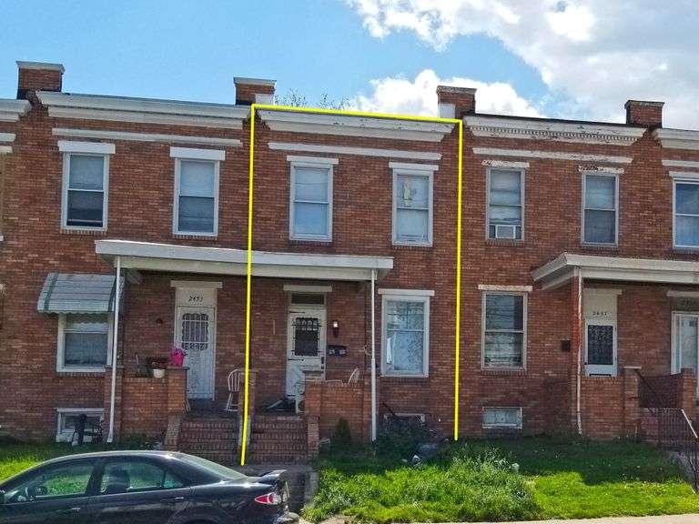 2455 Washington Blvd. Baltimore, MD 21230