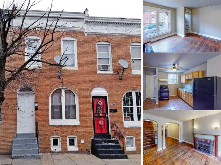 2425 Druid Hill Ave. Baltimore, MD 21217