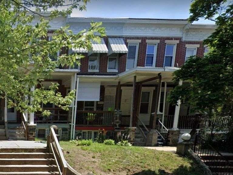 1709 Ashburton St. Baltimore, MD 21216
