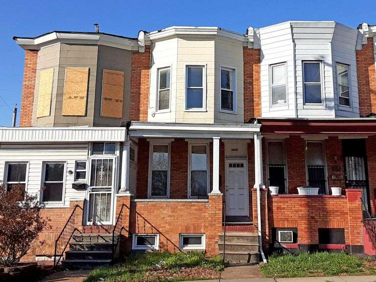 2837 Erdman Ave. Baltimore, MD 21213