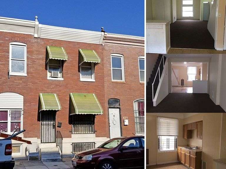 623 N Belnord Ave. Baltimore, MD 21205