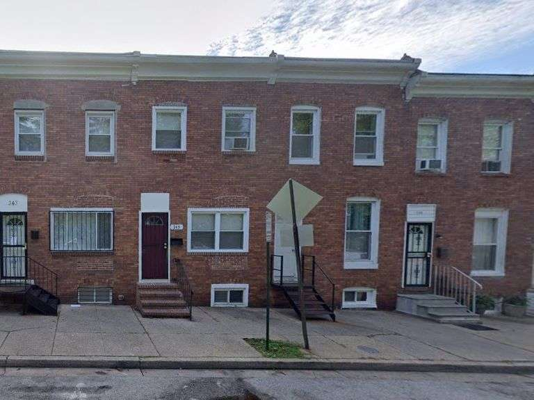 345 Fonthill Ave. Baltimore ,MD 21223