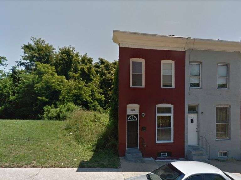 301 Fonthill Ave. Baltimore, MD 21223