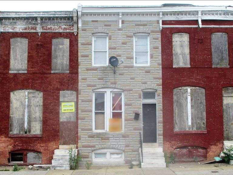 1615 N Patterson Park Ave. Baltimore, MD 21213